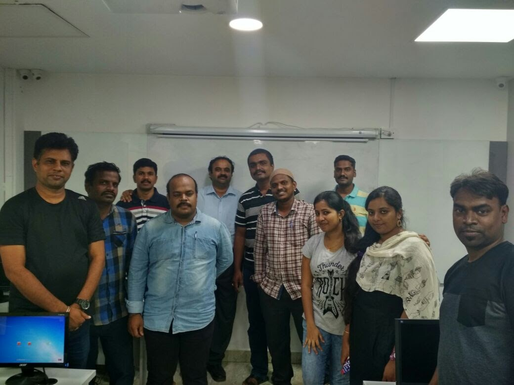 ITIL WORKSHOP ON 6TH AUGUST 2017